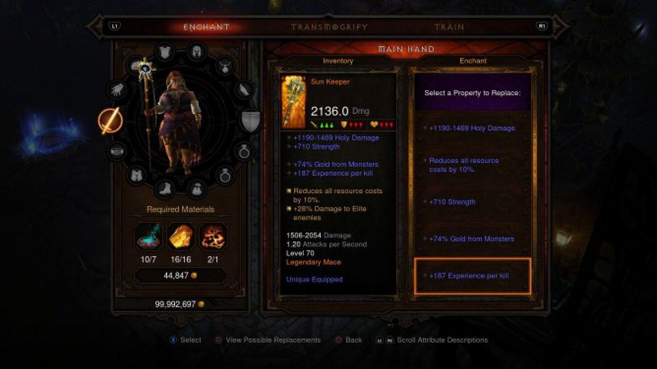 Diablo III: Ultimate Evil Edition si mostra in nuovi screenshot