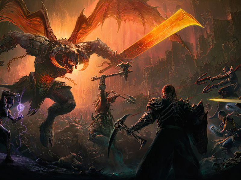 Diablo Immortal: Blizzard promises a new test phase and an epic Endgame