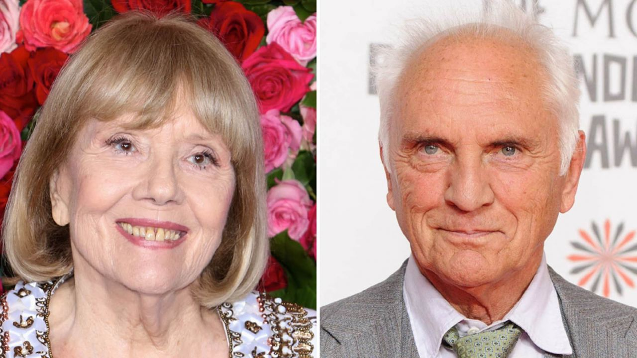 Diana Rigg e Terence Stamp nel cast di Last Night in Soho, il nuovo film di Edgar Wright