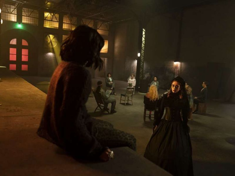 Diane Guerrero di Doom Patrol: l'attrice in terapia durante le riprese dello show