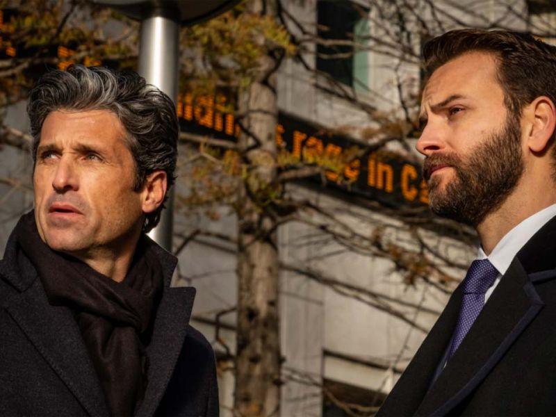 Diavoli, The CW acquista la serie con Alessandro Borghi e Patrick Dempsey per l'autunno
