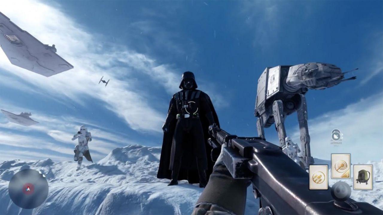DICE rivela quattro modalità di Star Wars Battlefront