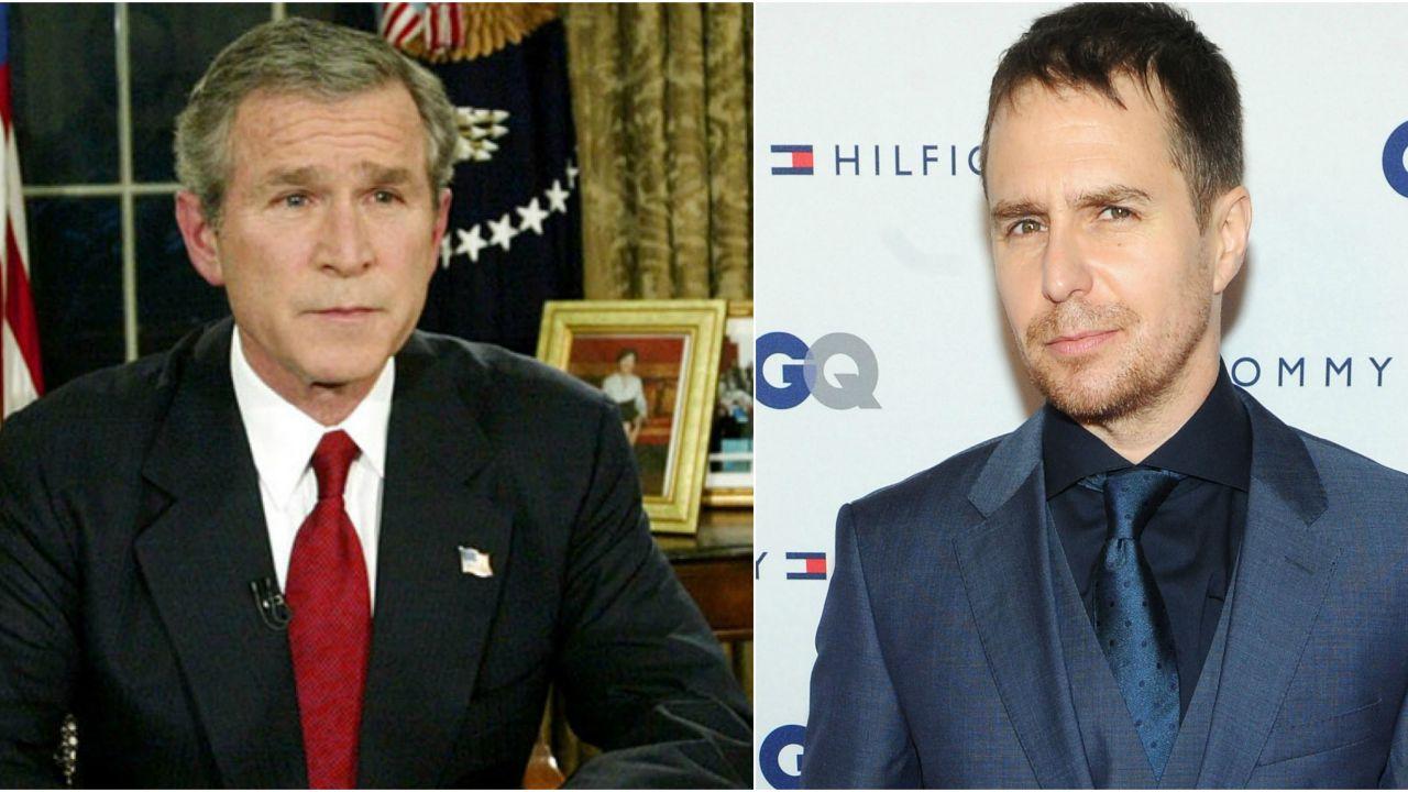 Dick Cheney Biopic: Sam Rockwell interpreterà George W. Bush
