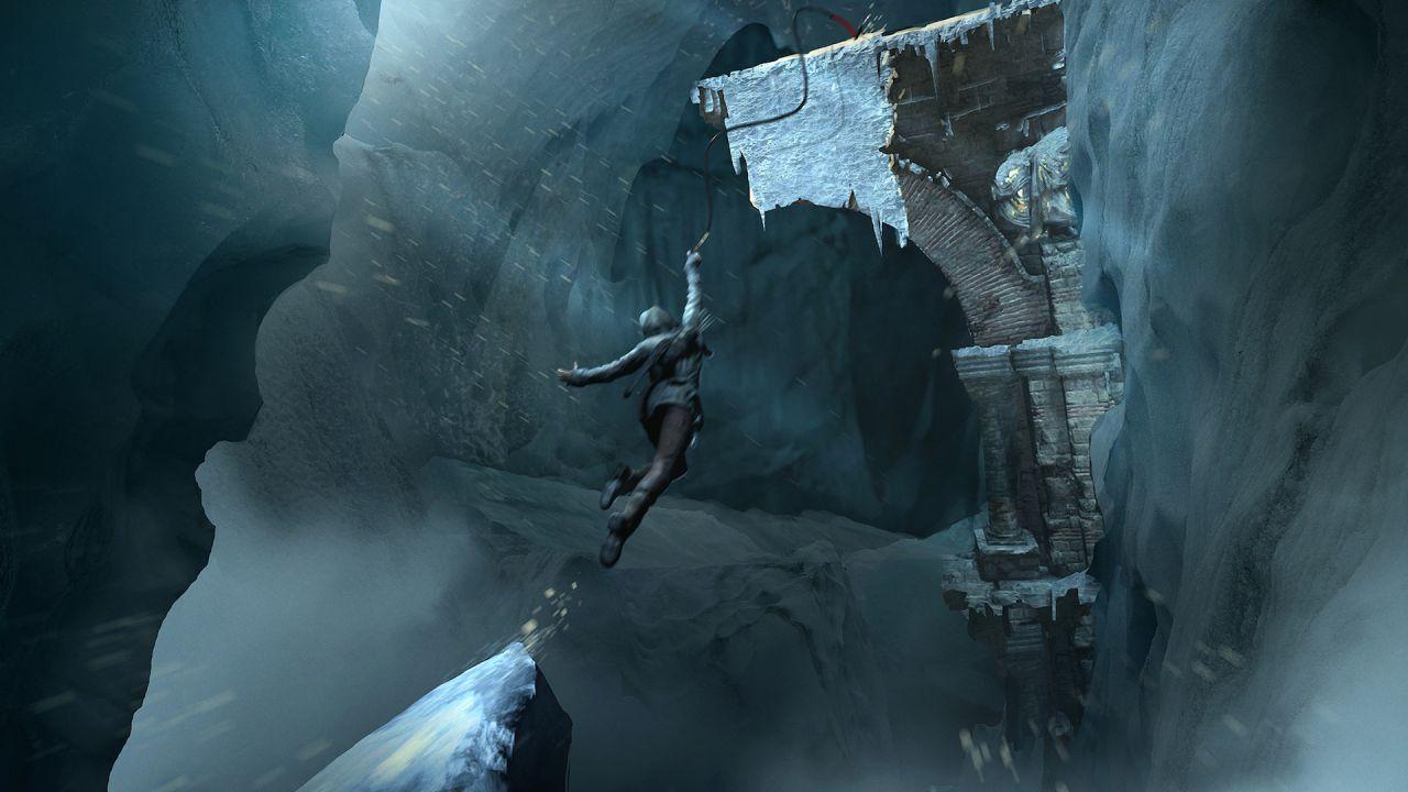 Dietro le quinte di Rise of the Tomb Raider