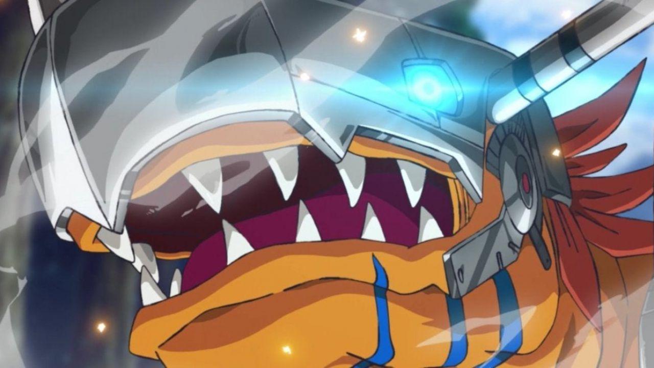Digimon Adventure 2020: debutta Blitz Greymon, la nuova trasformazione del Digimon di Tai