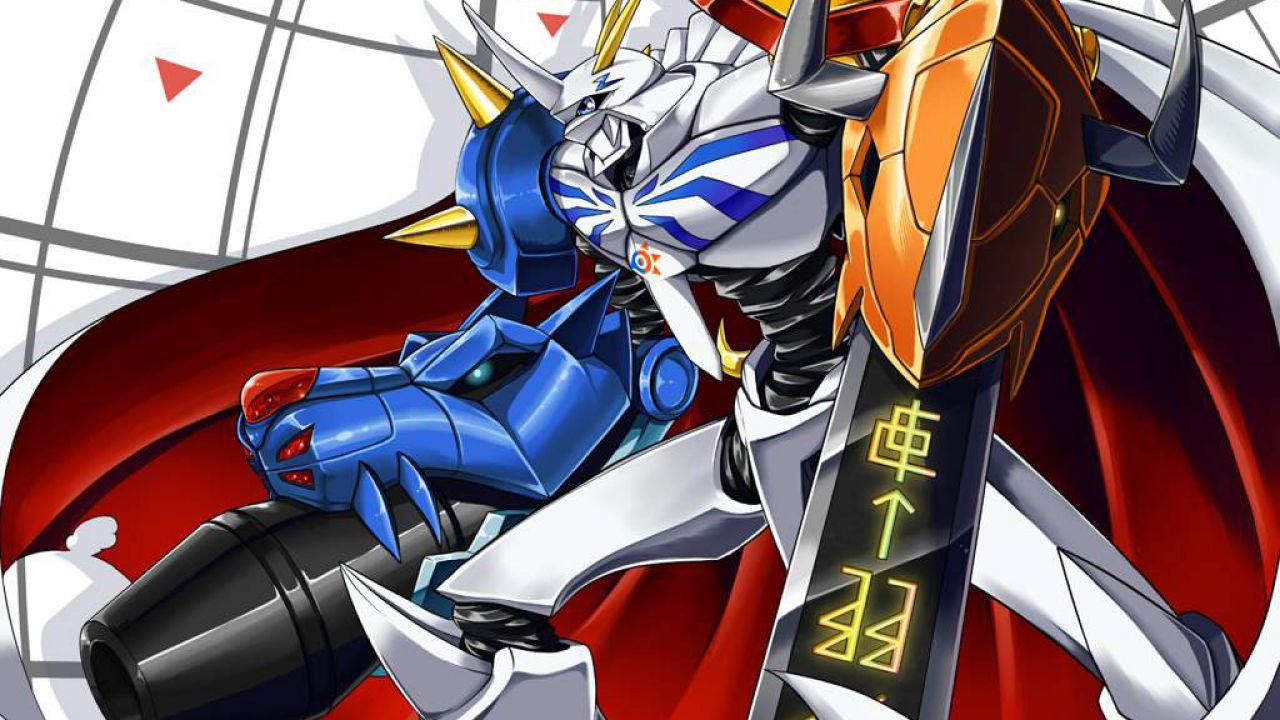 Digimon Adventure 2020: Omegamon torna con una splendida figure