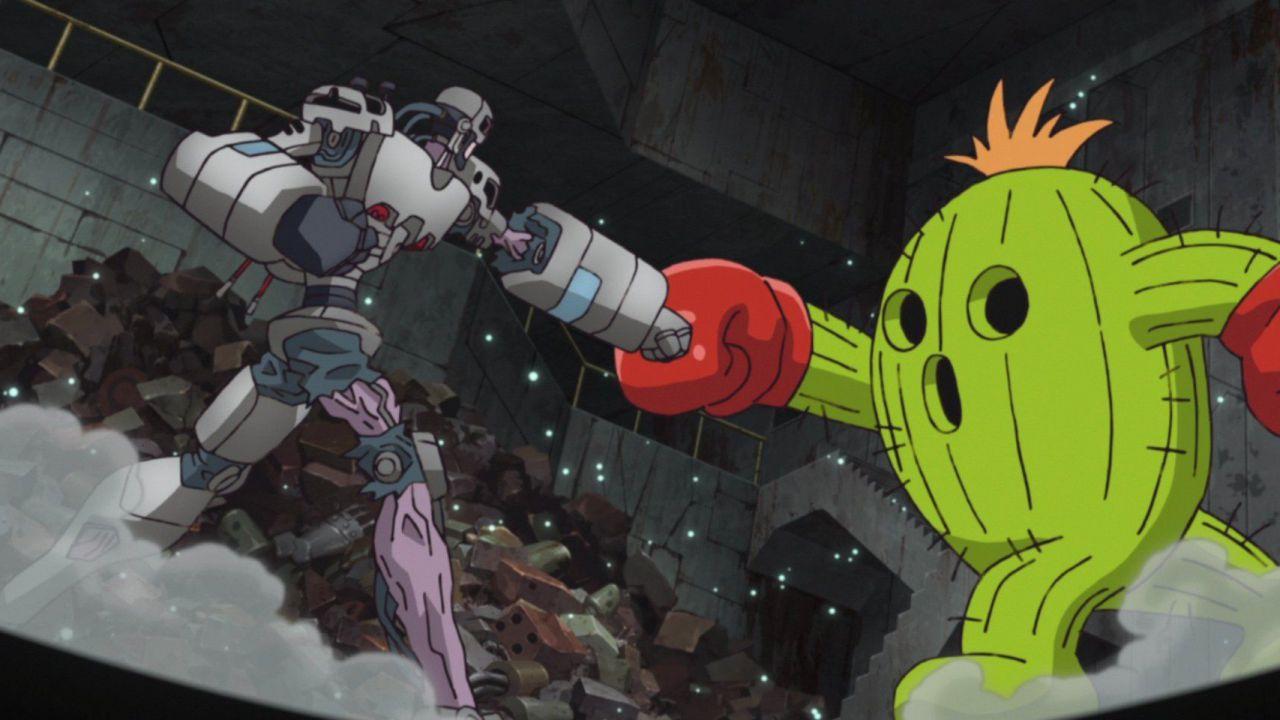 Digimon Adventure 2020: una scena dell'episodio 13 omaggia la serie Terminator
