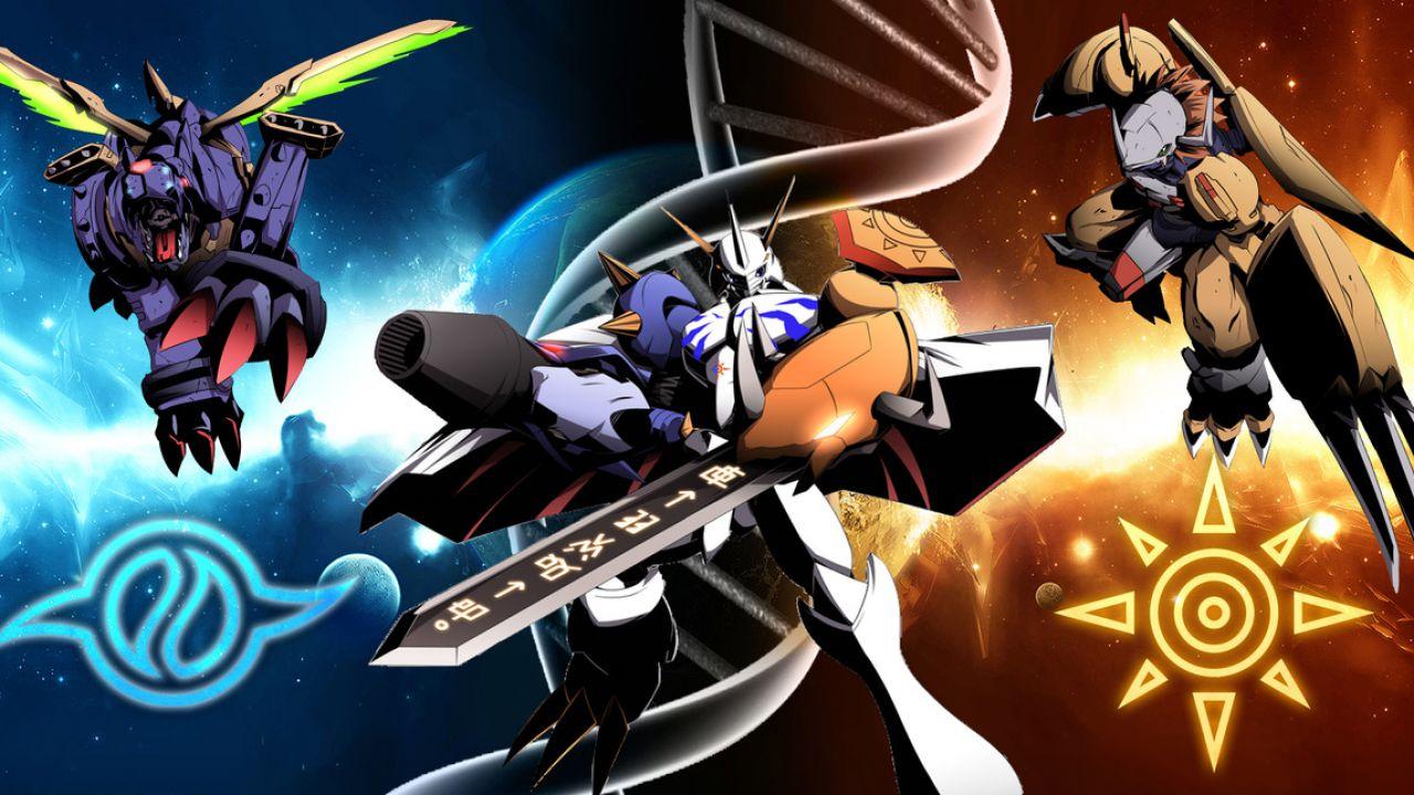 Digimon Adventure Last Evolution Kizuna: pubblicate le forme finali di Agumon e Gabumon