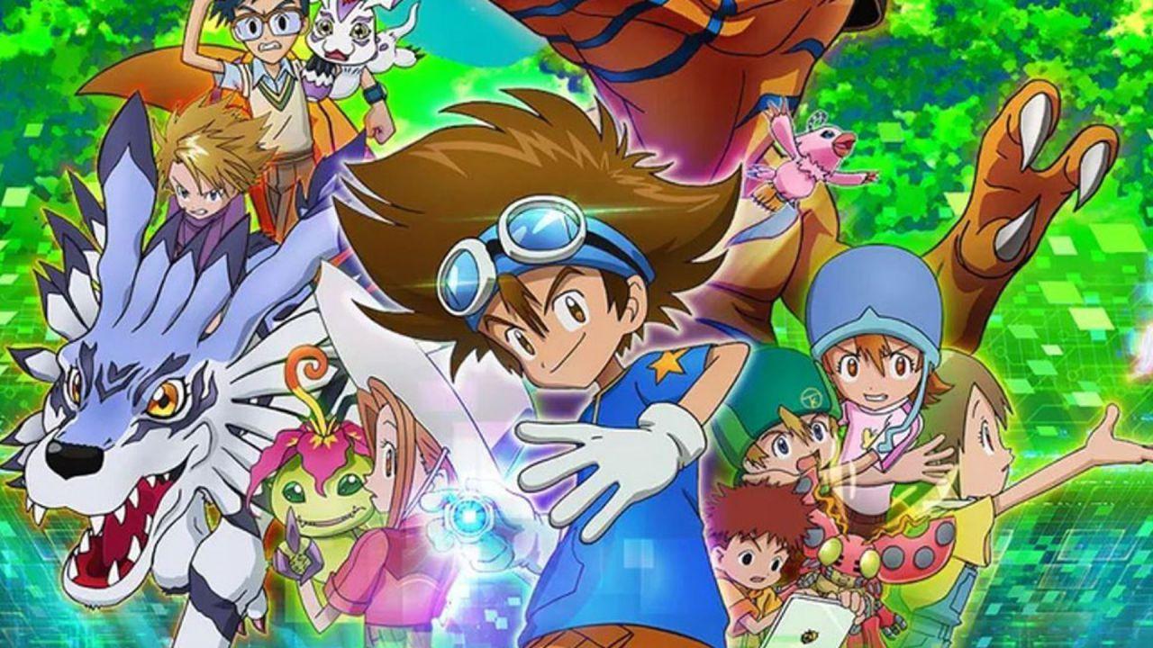 Digimon Adventure: Psi, diffuse le prime immagini dell'episodio di debutto