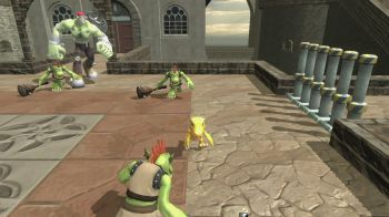 Digimon All Star Rumble: nuove immagini