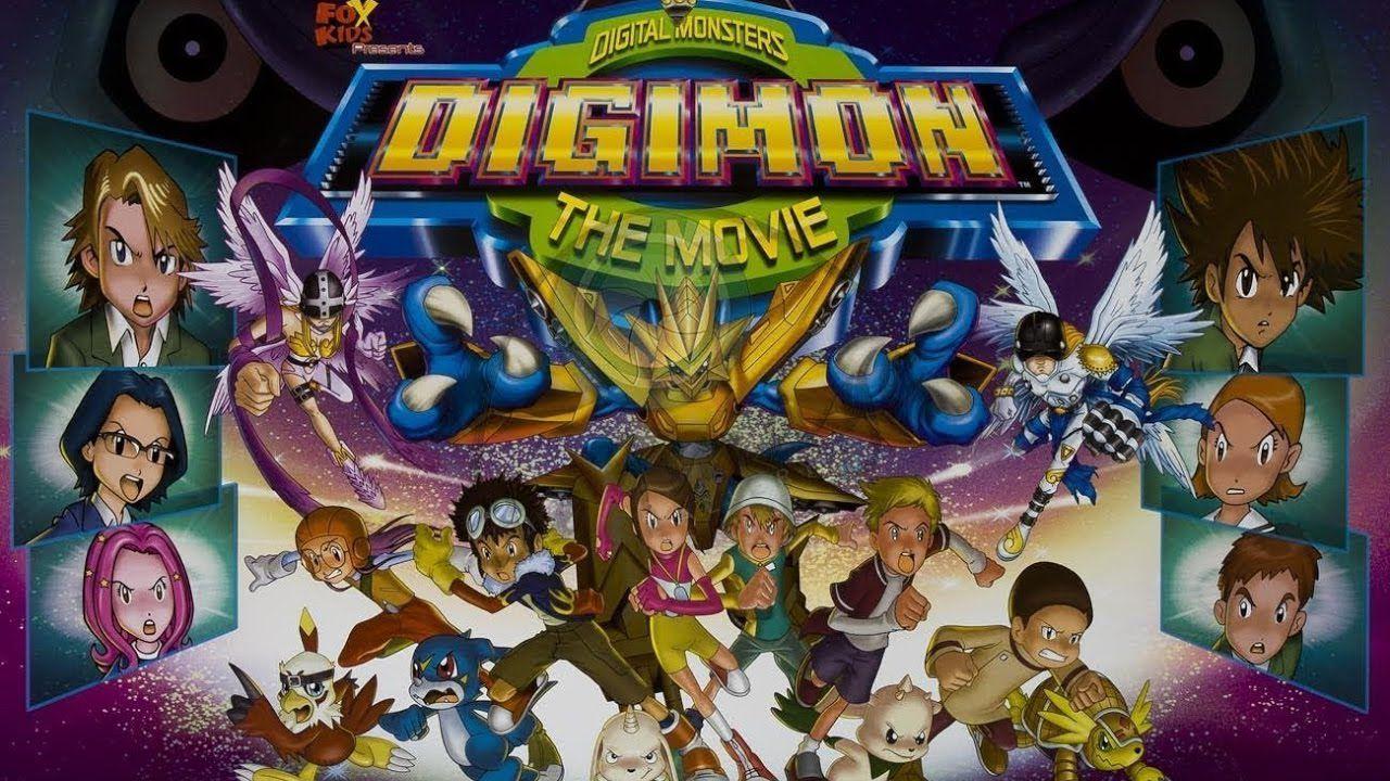 Digimon: i fan festeggiano i 20 anni del primo film dedicato ai mostri digitali