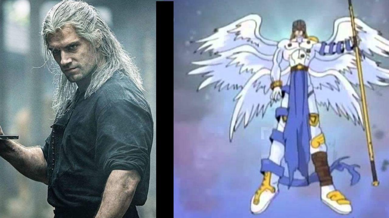 Digimon: Henry Cavill sarebbe perfetto per interpretare Angemon?