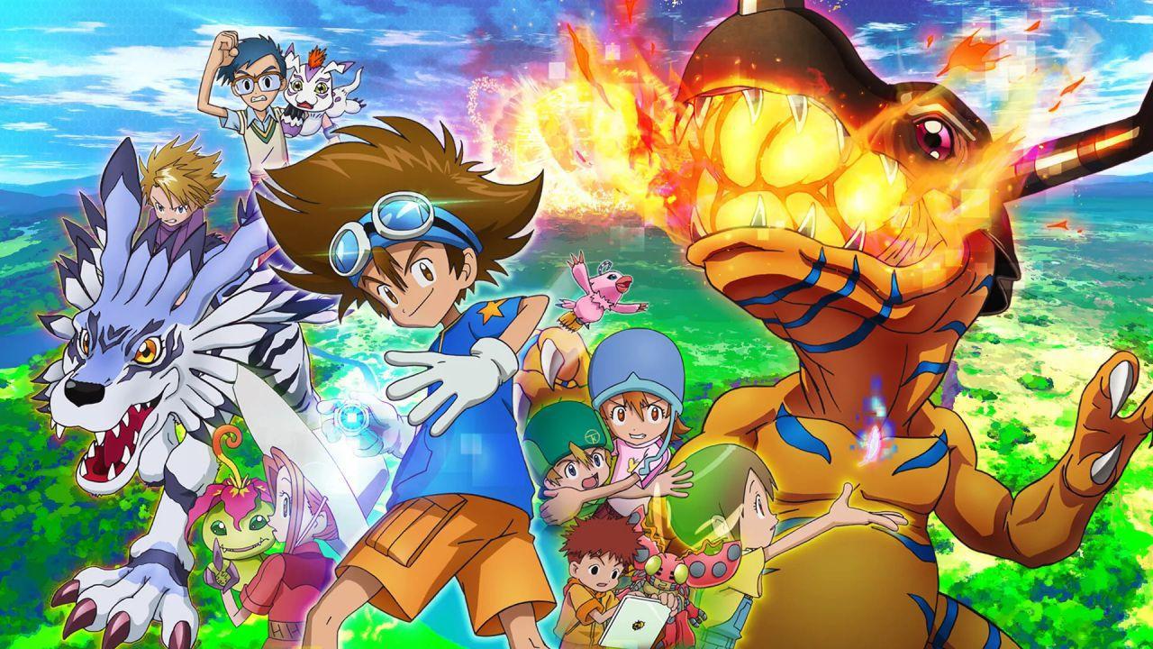 Digimon: la serie reboot include un riferimento a un vecchio film