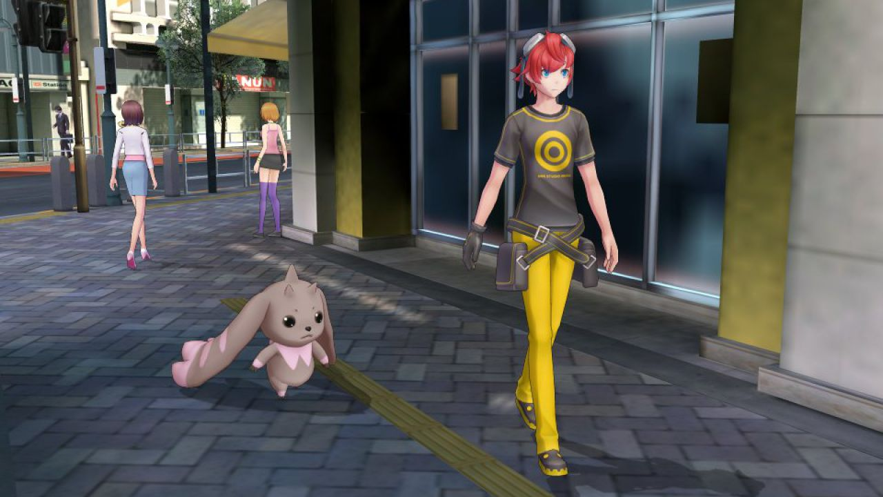 Digimon Story: Cyber Sleuth arriva in Europa nel 2016