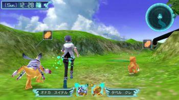 Digimon World Next Order: nuovo video gameplay dedicato ad Agumon e Gabumon