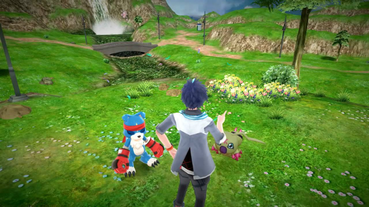 Digimon World: Next Order si mostra in nuove immagini