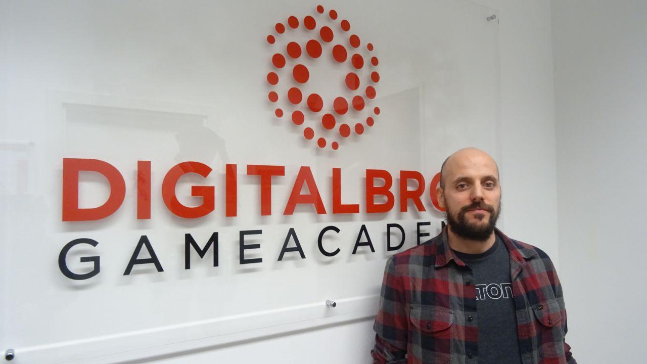 Digital Bros Game Academy: inizia oggi il modulo dedicato a UX/UI Design
