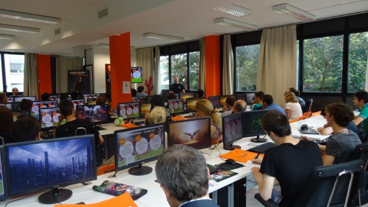 Digital Bros Game Academy - Open Day in programma il 27 settembre