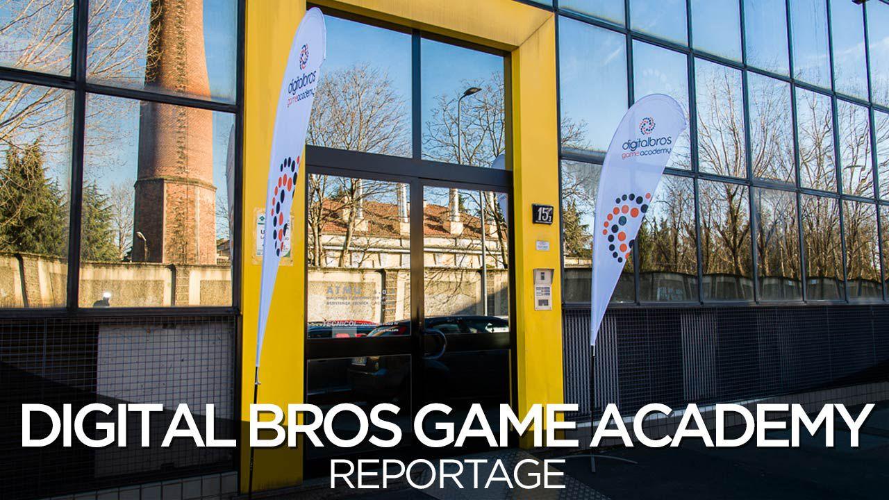 Digital Bros presenta la sua nuova identità visiva e il sito web completamente rinnovato