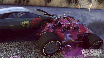 Digital Foundry analizza Carmageddon Max Damage