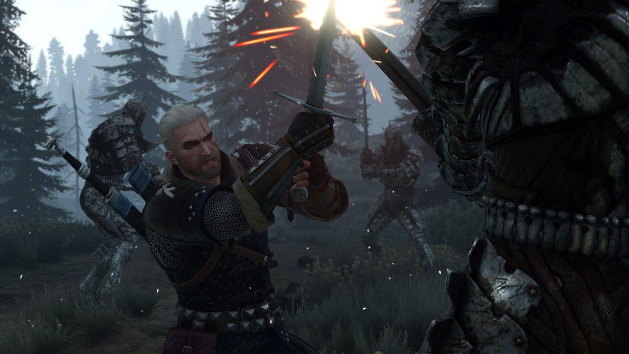 Digital Foundry confronta le versioni console di The Witcher 3 aggiornate con la patch 1.03