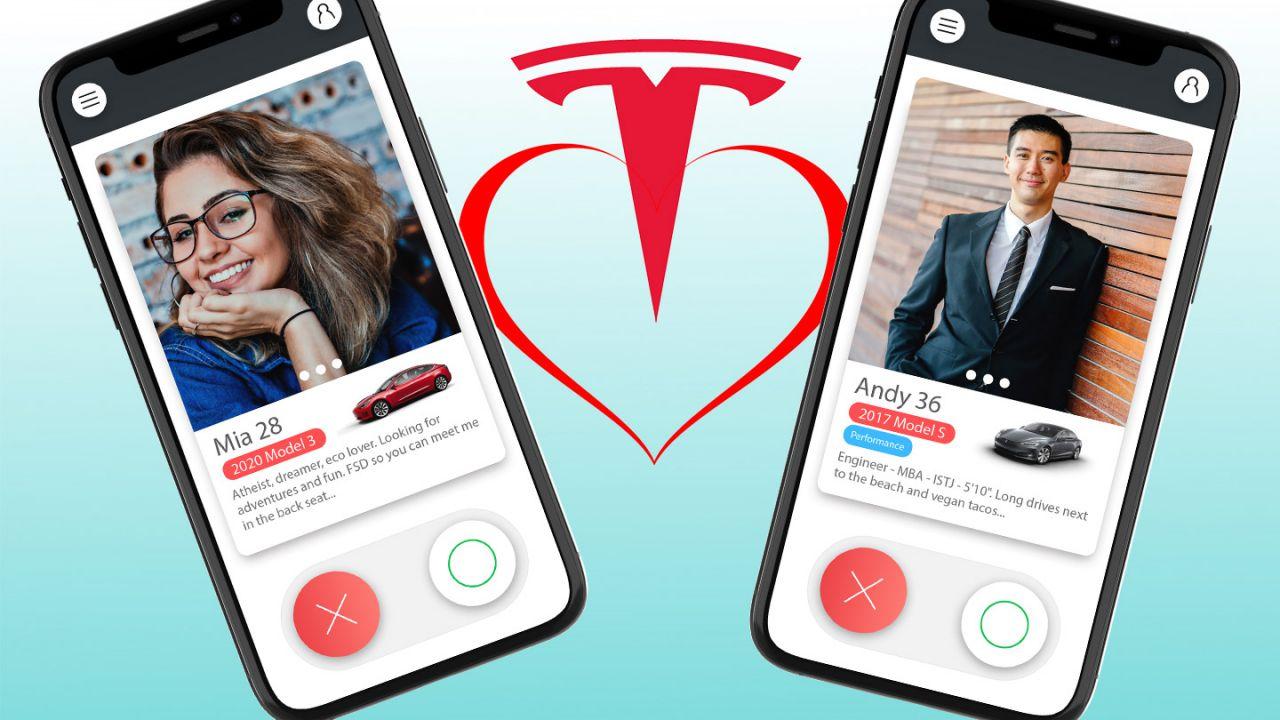 Dimenticate Tinder, arriva Tesla Dating (a patto di possedere una Tesla)