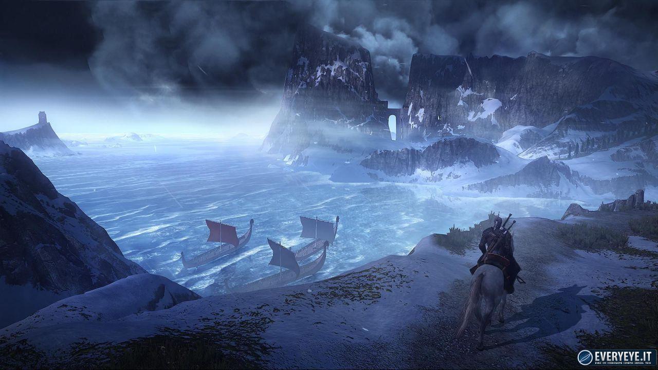 Diminuisce il peso delle versioni digitali di The Witcher 3 Wild Hunt