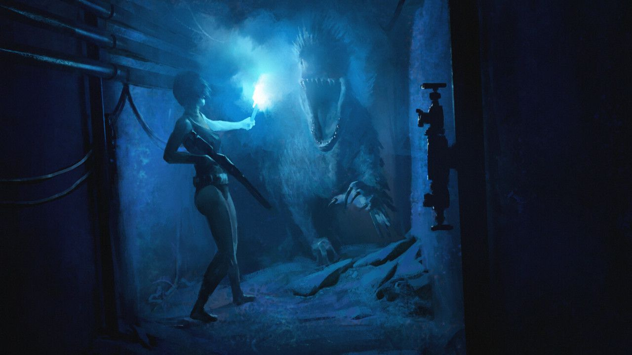 Dino Crisis Remake: illustratore lo immagina con delle incredibili fan art