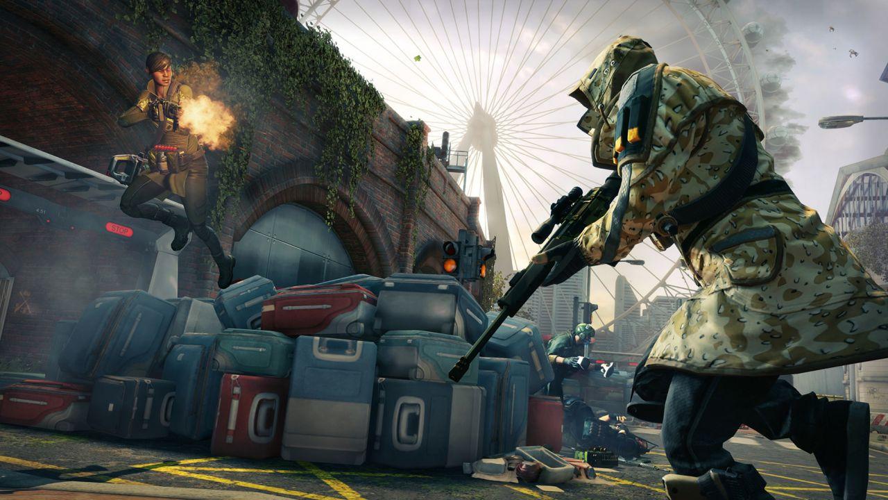 Dirty Bomb è ora disponibile in esclusiva su Steam