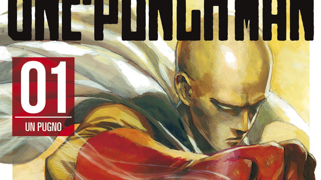 Discovery Edition per One-Punch Man: Panini Comics pubblica il volume con cover speciale