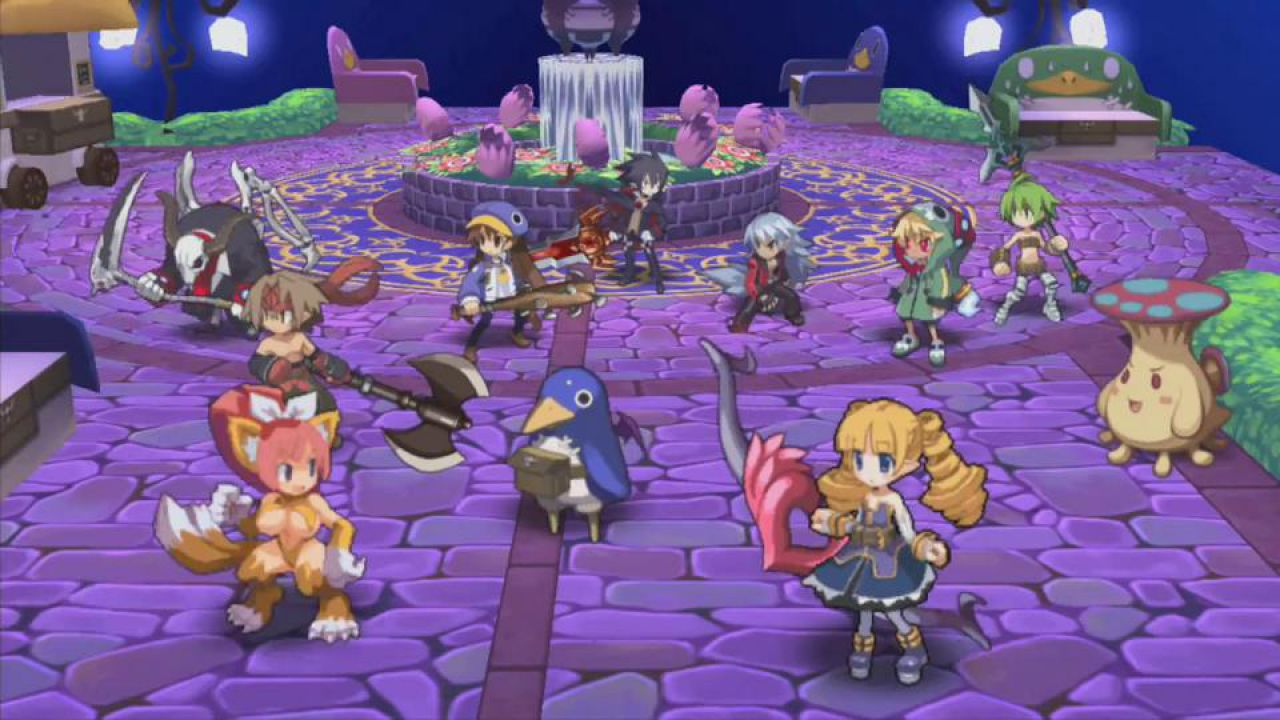 Disgaea 4: A Promise Revisited si mostra in immagini
