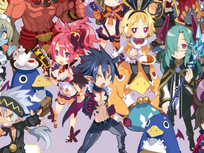Disgaea 5 Complete per Switch ha venduto più di 100.000 copie in tutto il mondo