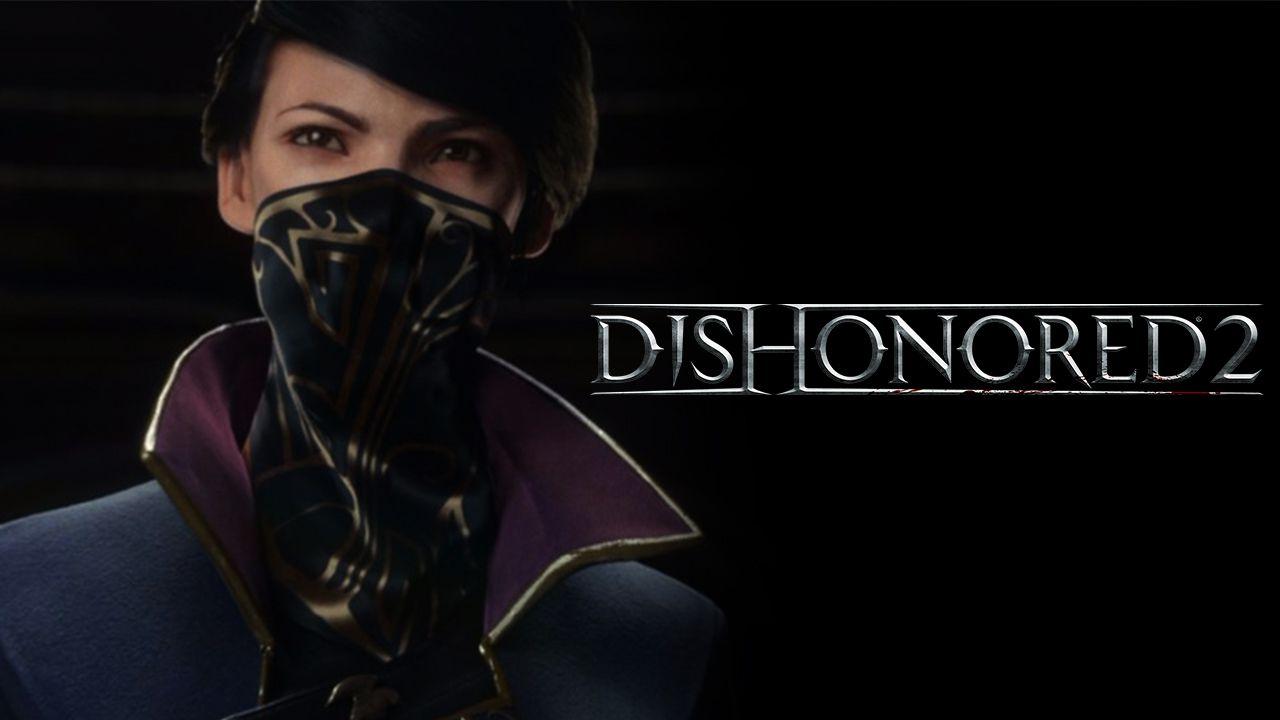 Dishonored 2: arrivano nuove immagini dal QuakeCon