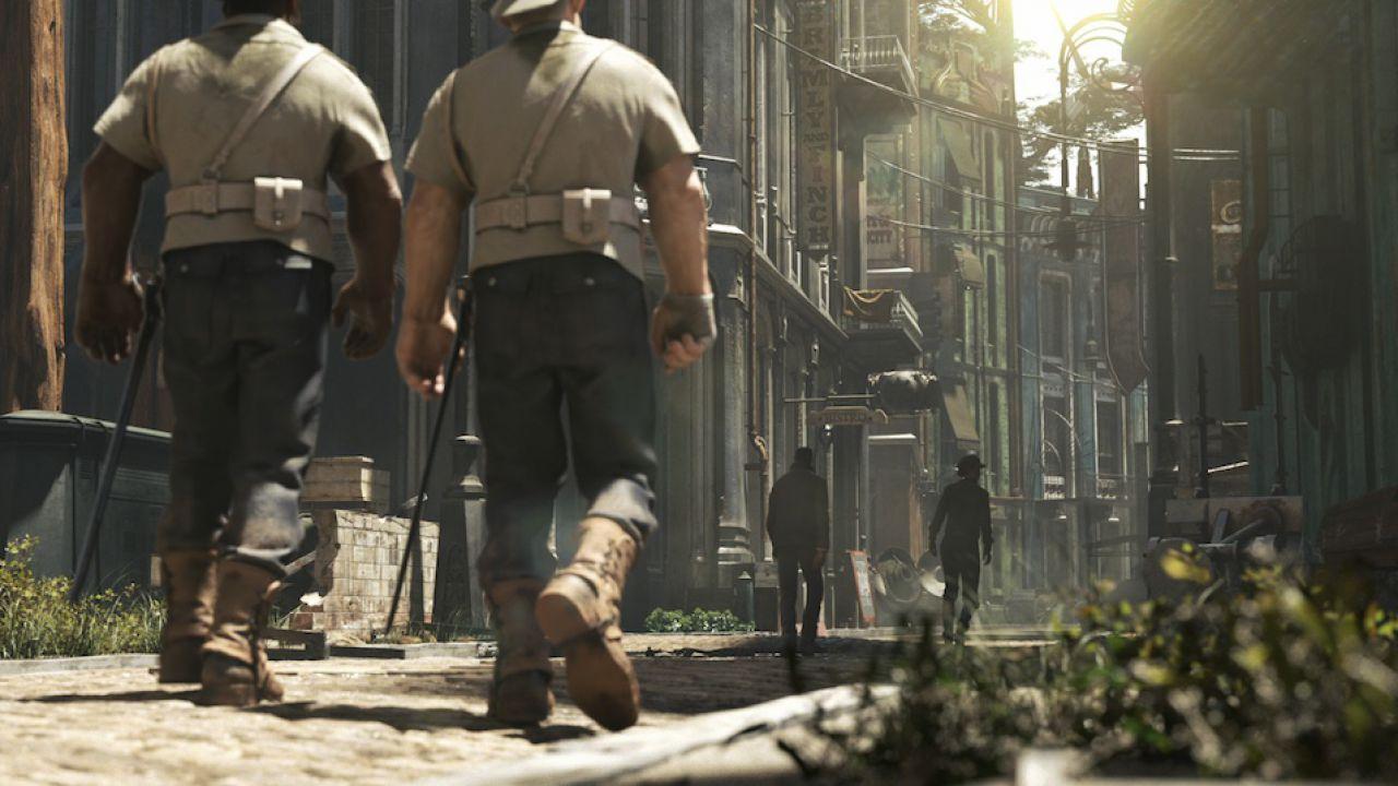 Dishonored 2 non avrà una modalità cooperativa