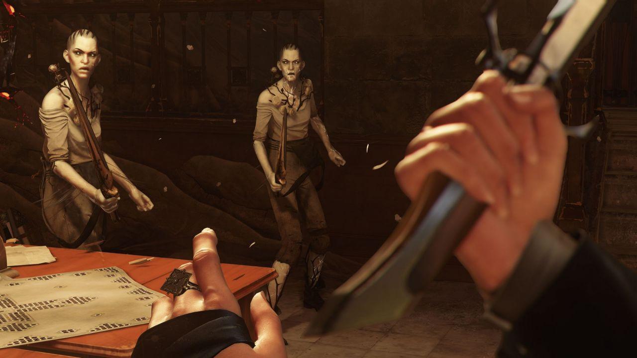 Dishonored 2: nuove immagini per armi, gadget e abilità