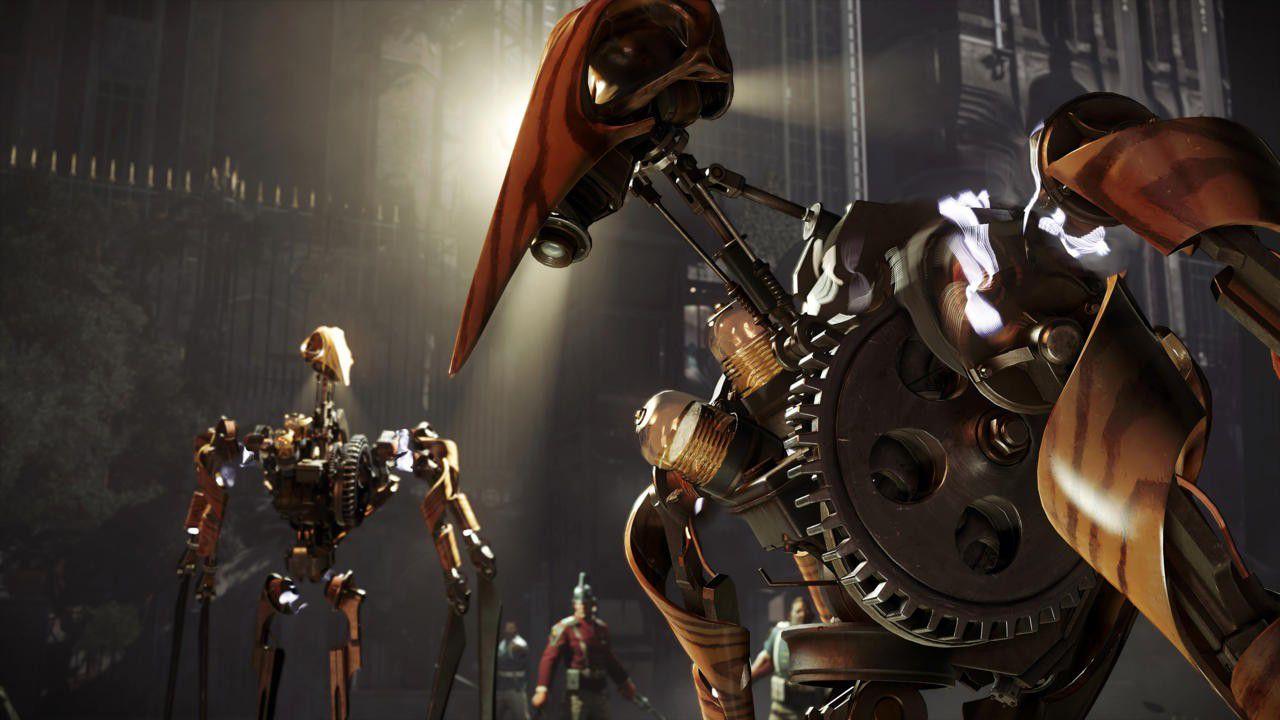 Dishonored 2 si mostra in nuovi scatti in vista dell'E3