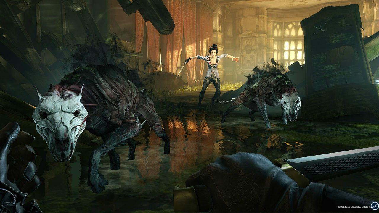 Dishonored 2, spuntano nuovi dettagli: lancio nel 2016?