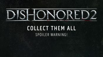 Dishonored 2: svelata la lista degli obbiettivi
