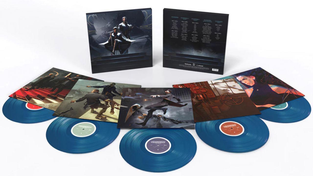 Dishonored e 20 anni di Arkane: la colonna sonora della serie in una raccolta di vinili