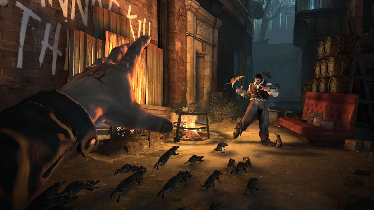 Dishonored Definitive Edition si mostra in nuove immagini