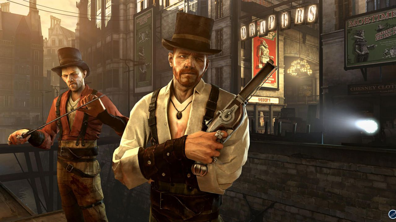 Dishonored: Game of the Year Edition ora disponibile