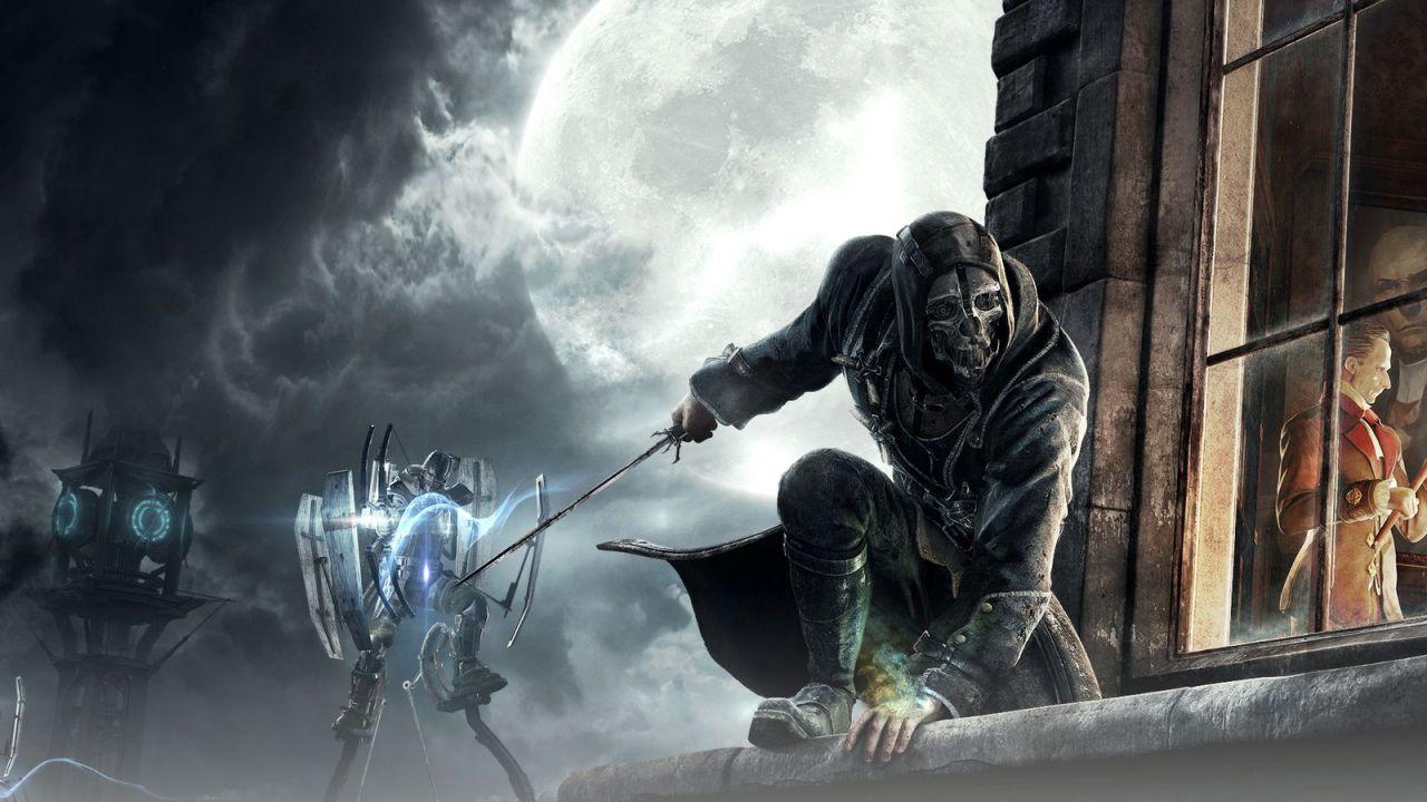Dishonored: in arrivo il fumetto e una trilogia di romanzi