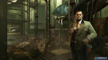 Dishonored: trailer di lancio di Le Streghe di Brigmore