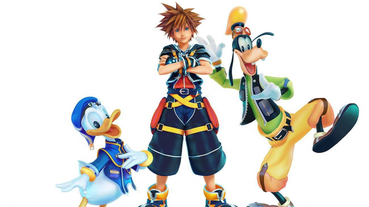 Disney annuncia l'evento Kingdom Hearts Fan Event in programma a novembre