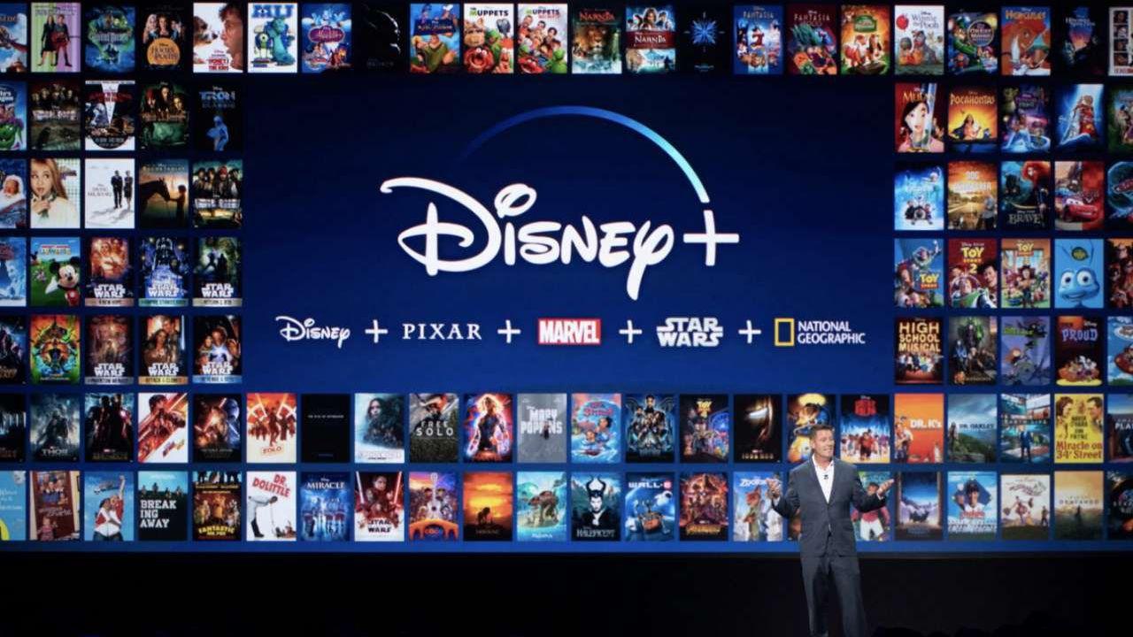 Disney+ continua a macinare record: 41 milioni di download per l'app