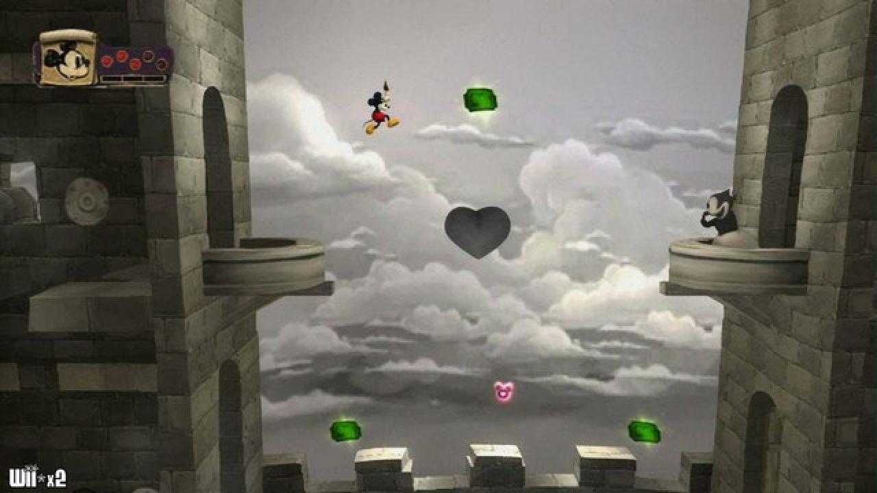 Disney Epic Mickey, nuove immagini disponibili