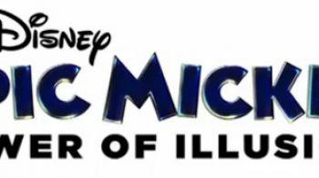 Disney Epic Mickey: Power of Illusion: trailer E3 2012