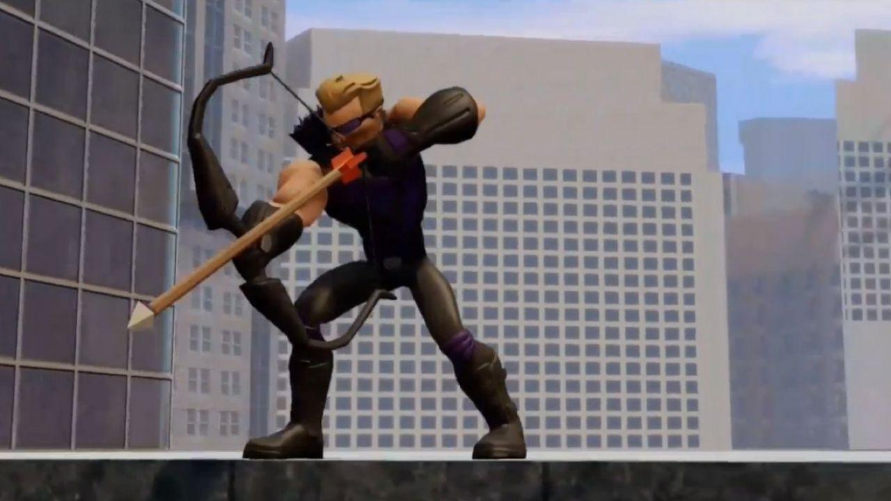 Disney Infinity 2.0: un video gameplay off-scren mostra Spider-Man in azione
