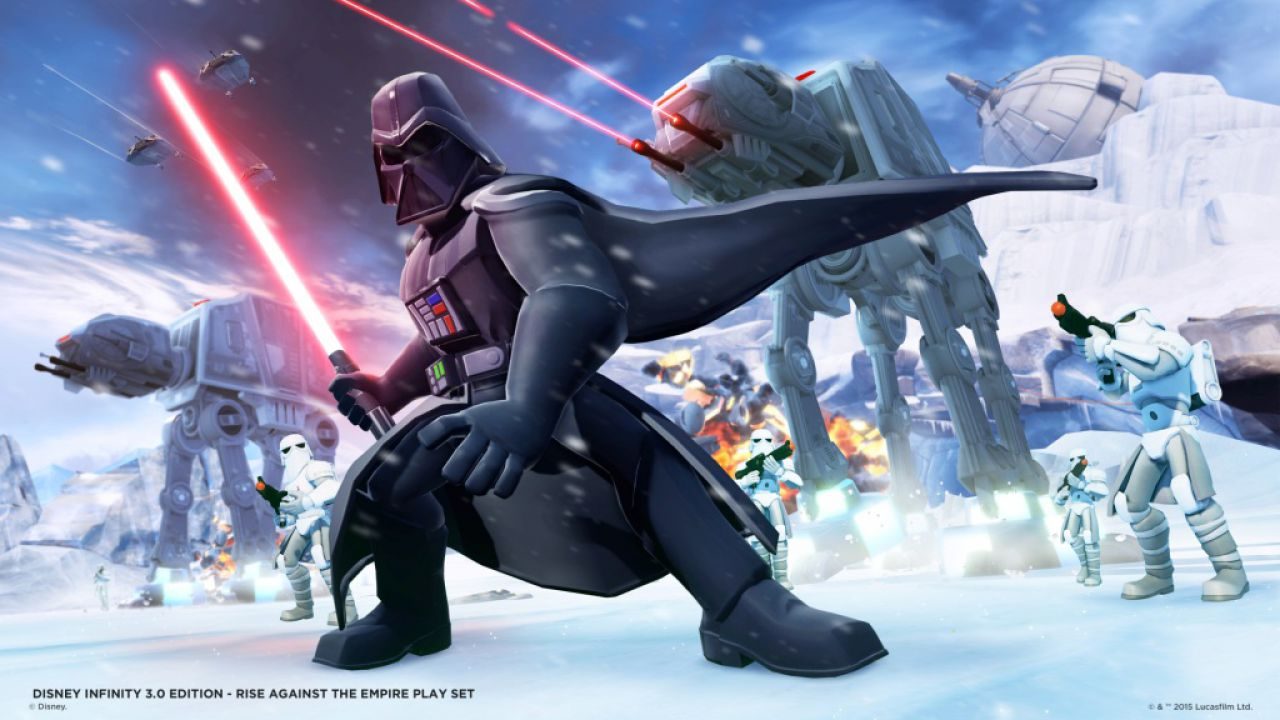 Disney Infinity 3.0: arriva il Playset di Star Wars Rise Against The Empire