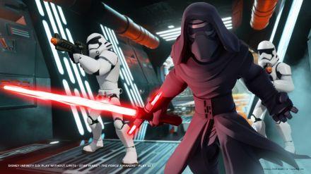 Disney Infinity 3.0: immagini del playset di Star Wars Il Risveglio della Forza